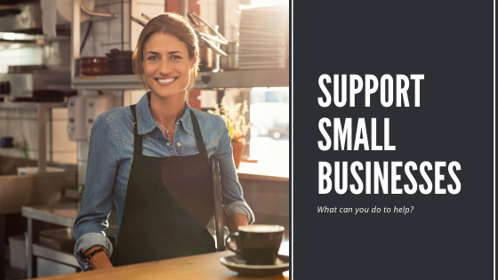 help businesses