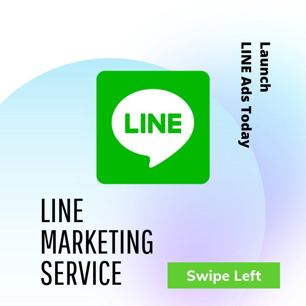 line broadcast